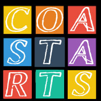 Coast Arts Logo