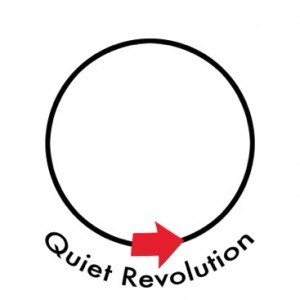 art competition - quiet revolution