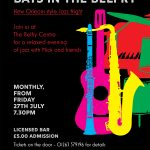 bats in the belfry - weekly jazz nights